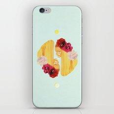 selene and eos iPhone & iPod Skin