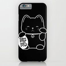 Stay Lucky BLK iPhone 6s Slim Case