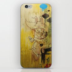 Hasenfusz / Rabbitfoot iPhone & iPod Skin