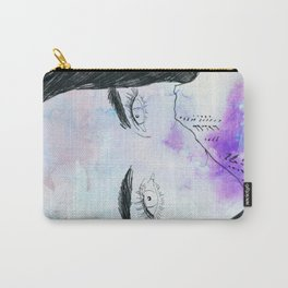 Purple Feeling Carry-All Pouch