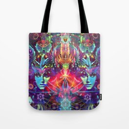Aya Goddess Tote Bag