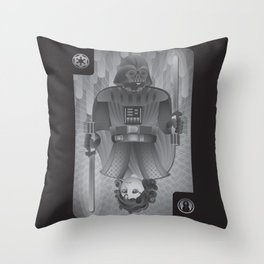 The King of Siths Throw Pillow