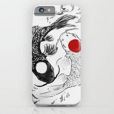 Koi fish ying yang iPhone 6 Slim Case