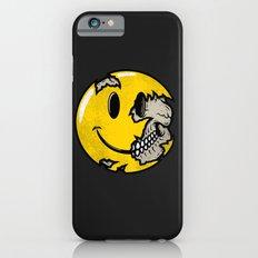 Smiley face skull Slim Case iPhone 6s