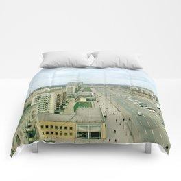 East Berlin Fernsehturm '69 Comforters