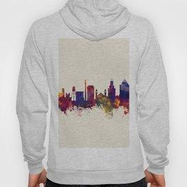 Durham North Carolina Skyline Hoody