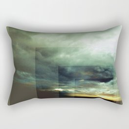 Outside Insight Rectangular Pillow