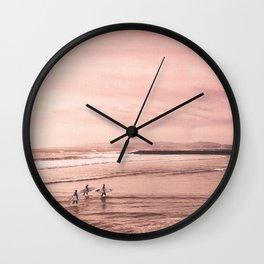 See You Tomorrow Wall Clock