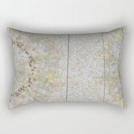 Preadoption Roughness Flowers  ID:16165-144834-10211 Rectangular Pillow
