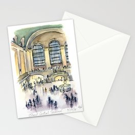 Grand Central Terminal Stationery Cards