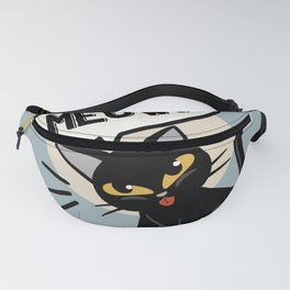Meow! Fanny Pack