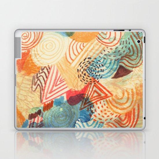 I dream in colors Laptop & iPad Skin