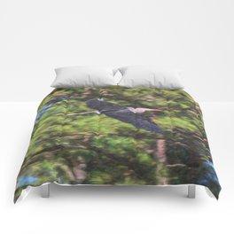 Heron Midflight Comforters