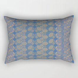 Octagonal creation Rectangular Pillow