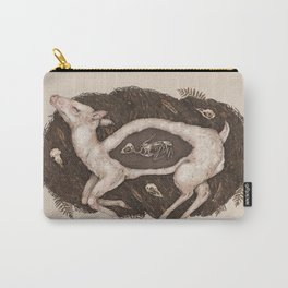 Predaceous Herbivore, Ghost Deer Carry-All Pouch