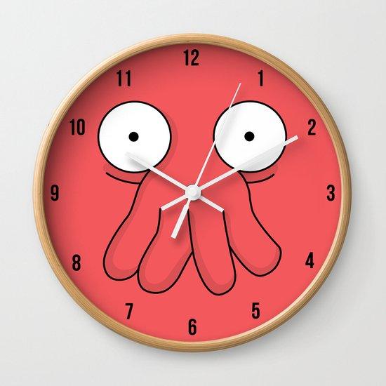 Dr. Zoidberg Wall Clock