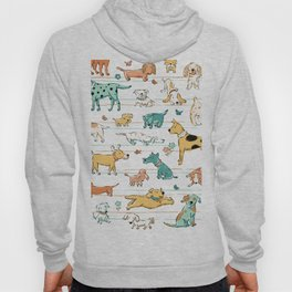 Dogs Dogs Dogs Hoody