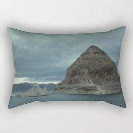The Pyramid Rectangular Pillow