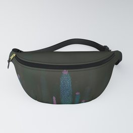 cactus in the nigth Fanny Pack
