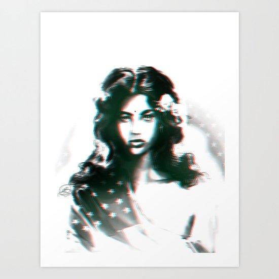 Untitled.2 Art Print