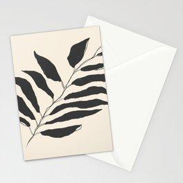 breezy palm Stationery Cards