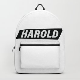 Harold Backpack