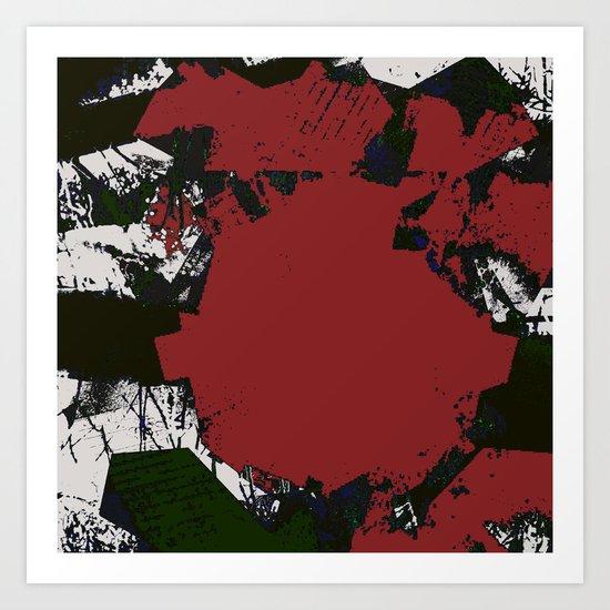 redbutterfy Art Print
