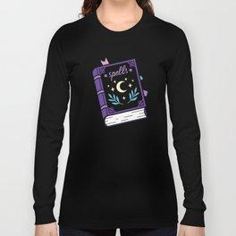 Magical Spellbook Long Sleeve T-shirt