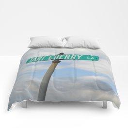 Tart Cherry Lane Comforters