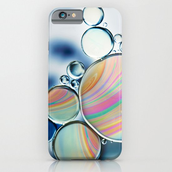 oil and water iPhone & iPod Case