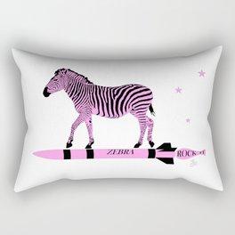 Zebra Rock It 2A Rectangular Pillow
