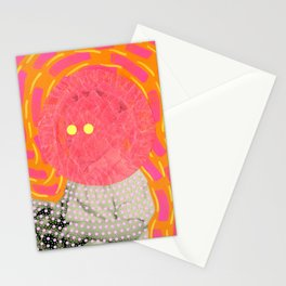 The Hand That Takes Stationery Cards