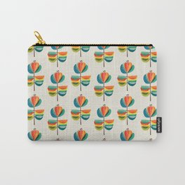 Whimsical Bloom Carry-All Pouch