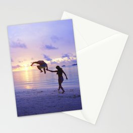 human balloon  Stationery Cards