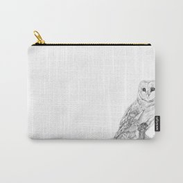 The Barn Owl Carry-All Pouch