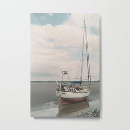 Ready to Sail  Metal Print