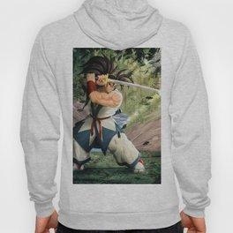 Samurai full size Hoody
