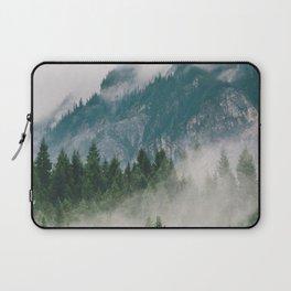 Vancouver Fog Laptop Sleeve