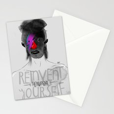 Bowie! Master of reinvention Stationery Cards