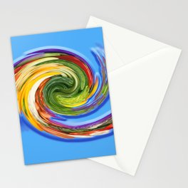 The whirl of life, W1.9C Stationery Cards