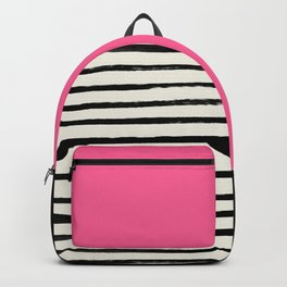 Watermelon & Stripes Backpack
