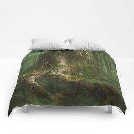 Secret of Mana Comforters
