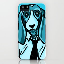 Dawg iPhone Case