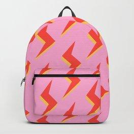 Lightning Pink  Backpack