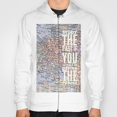 study the past Hoody