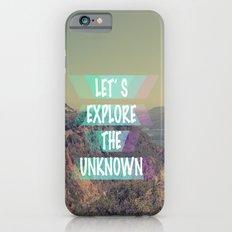 EXPLORE iPhone 6s Slim Case