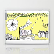 Inspiration and Dreams Laptop & iPad Skin