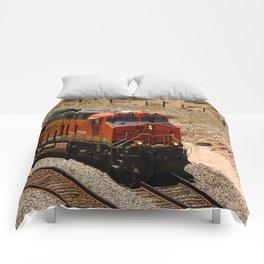 BNSF Engine Comforters