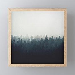 A Wilderness Somewhere Framed Mini Art Print