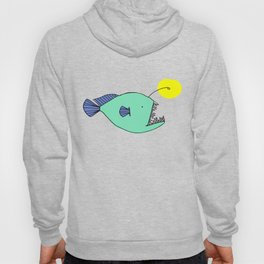 Deep Sea Anglerfish Hoody